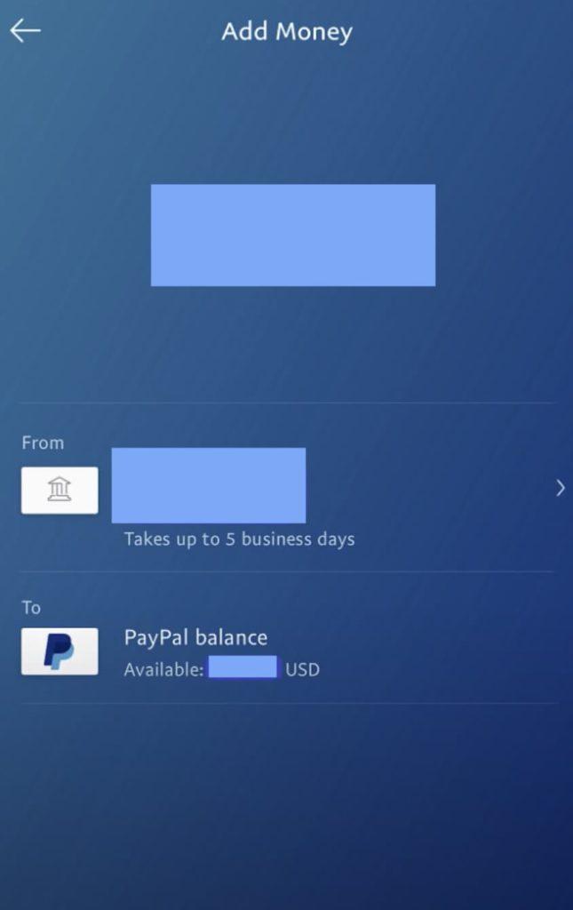 paypal vs venmo add money
