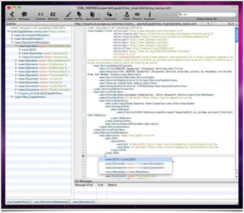 Xmplify Editor for Mac OS