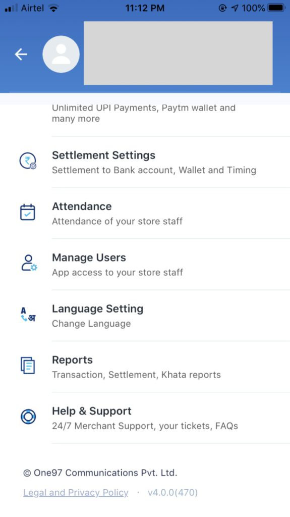 How to Delete Paytm Business Account