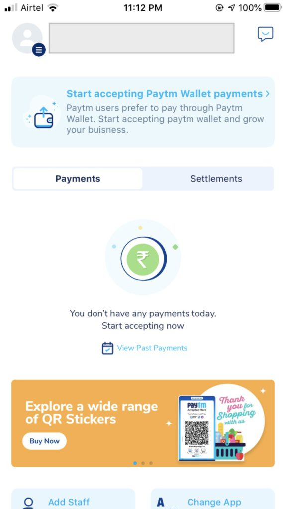How to Delete Paytm Business Account 1