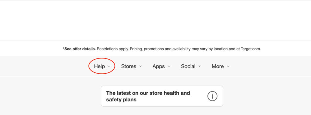 How to Delete Target Account? Step-by-Step Guide with Screenshots 1